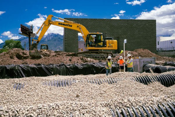 Wollam Construction Earthwork And Excavation Construction